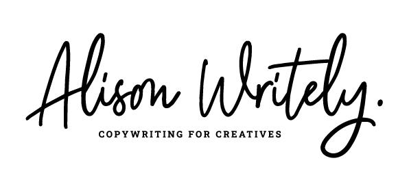 Logo - Alison Writely - WEB